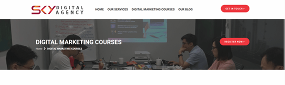 General digital marketing course
