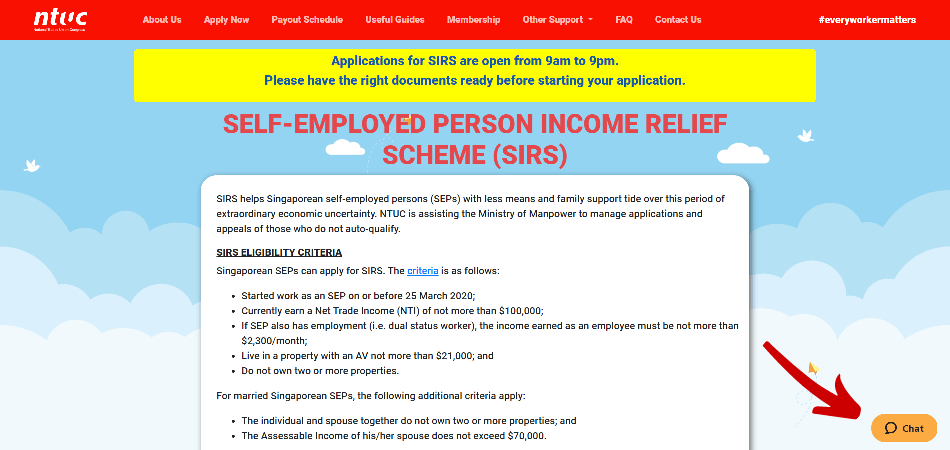 How to declare Net Trade Income and register as a self-employed person in Singapore